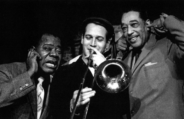 Louis-Armstrong-and-Duke-Ellington-Dont-Like-Paul-Newmans-Music-634x410