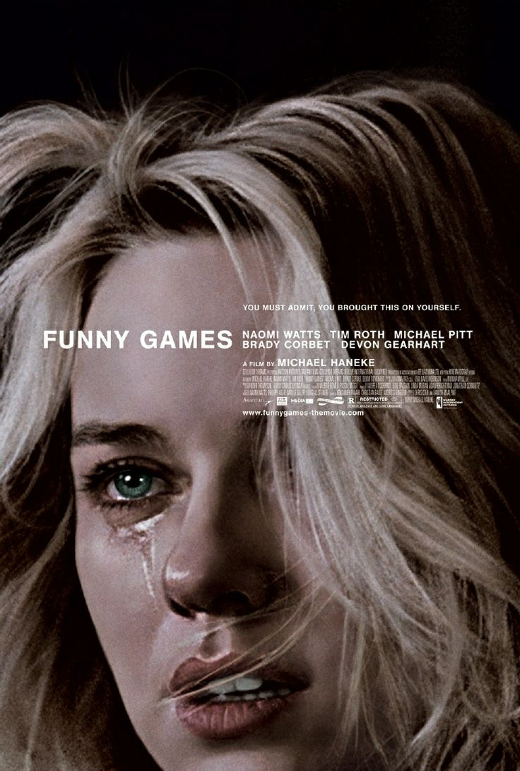Funny Games. Creado por Akiko Stehrenberger.